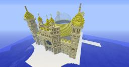 Pro Bending Arena Minecraft Map & Project