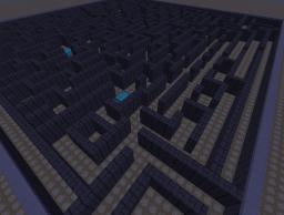 Evil maze! Minecraft Map & Project