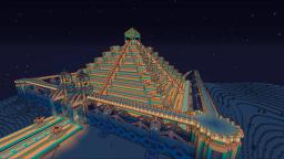 Forgotten Temple Minecraft Map & Project