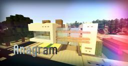 - Anagram - Minimalist Build Minecraft Map & Project