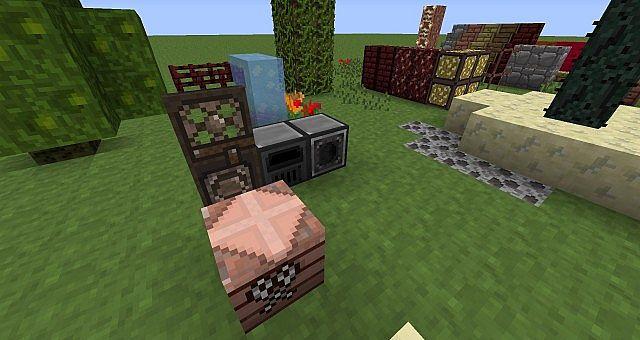 CCraft Texturepack 1.6.4 Minecraft Texture Pack