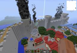 THE FALL OF STORMWIND (DUN DUN DUUN!!!!) Minecraft Project