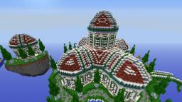 Altomesia the Ikeacraft spawn Minecraft Project