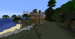 Large Witch Hut Minecraft Map & Project