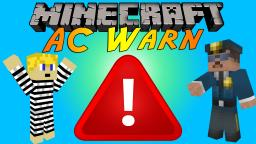ACWarn - The useful Warning Plugin Minecraft