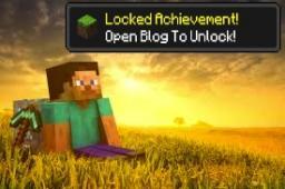 How To Make Your Own Minecraft Achievements +VIDEO Minecraft Blog