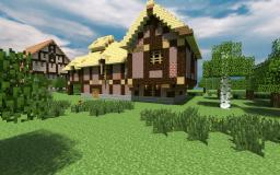 Barn - livestock Minecraft Map & Project