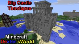 Timelapse Big Castle Minecraft Map & Project