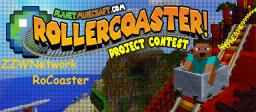 ZZWNetwork RoCoaster {Rollercoaster Project Contest} Minecraft