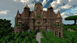 Kasania - a Mage Academy on an Island Minecraft Map & Project