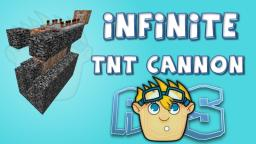 Minecraft 1.7 redstone: Infinite TNT Cannon (snapshot 13w38c) Minecraft Map & Project