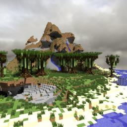 Isla Distorted II [Pop reel'ed] Minecraft Map & Project