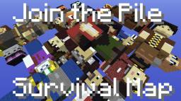 Join the Pile - Survival Map (Based of Sethbling's Pile of Bodies) Minecraft Project
