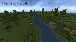 Plains of Faroth - Map Download Minecraft