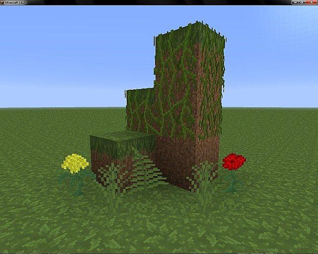 Flora of Minecraftia