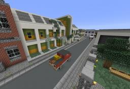 Custom PvP / Multiplayer Map - Theater Minecraft Map & Project