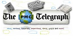 The PMC Telegraph (Sun 29 Sep) Minecraft Blog Post