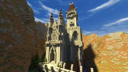 Dracula's Castle Minecraft Map & Project