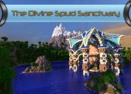 Potato - The Divine Spud Sanctuary Minecraft Map & Project