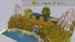 The origin of melon Minecraft Map & Project