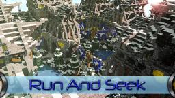 Run and Seek - A Minecraft Version of Tag (1.6.2) Minecraft