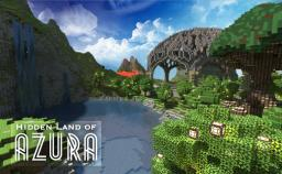 The Hidden Island of Azura Minecraft