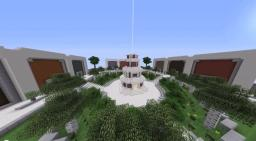 Epic Server Hub! Minecraft Map & Project