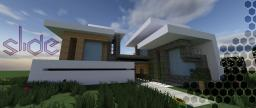Slide. Minecraft Map & Project