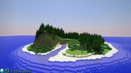 | Stonah's Island | Minecraft Project