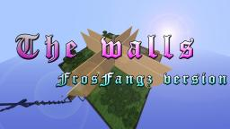 [Mini-Game] The walls - FrostFangz version! Minecraft Map & Project