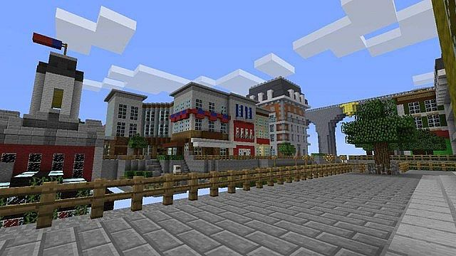 how to build a adventure map in minecraft xbox 360