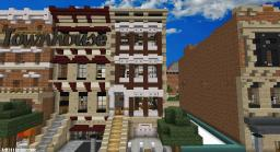 Townhouse Ft. Torworthy  [Traditional] Minecraft Map & Project