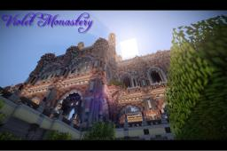Violet Monastery [200 SUBS] Minecraft Map & Project