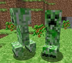 Creeper Minecraft Blog