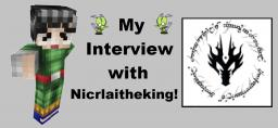 My Interview with PMC Member, Nicrlaitheking! Minecraft Blog Post