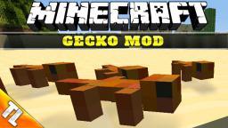Minecraft GECKO mod for 1.6.4 / 1.6.2 Minecraft Blog Post