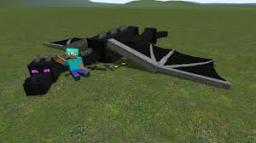 How To Ride An EnderDragon (Vanilla Minecraft) Minecraft Blog Post