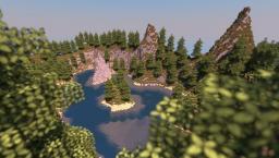 45 minute speed terraform by Johan. Minecraft Map & Project