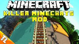 Minecraft KILLER MINECARTS mod 1.6.4 / 1.6.2 Minecraft Blog Post