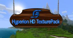 [1.8.1] Hyperion HD TexturePack Minecraft Texture Pack