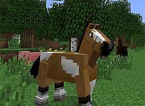 The Guide To Having Horses Minecraft Blog