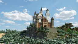 Schloss Neuschwanstein - Survival project Minecraft Project