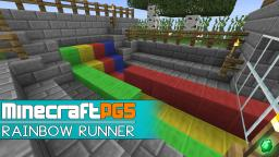 [Mini Game] Rainbow Runner Mini - Minecraft 1.7 Snapshot Minecraft Map & Project