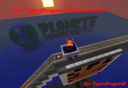 The TigerDragon Rollercoaster Minecraft Map & Project