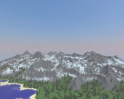 Ognvekjandi Island Minecraft Map & Project