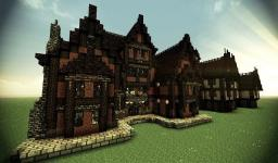 Oblivion Mages Guild ( Inspired By Leyawiin Mages Guild ) Minecraft Map & Project