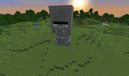 statue villager Minecraft Project
