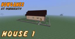 House 1 Minecraft Project