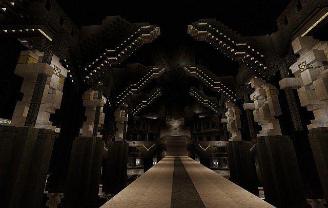 Erebor - Inside the Lonely Mountain