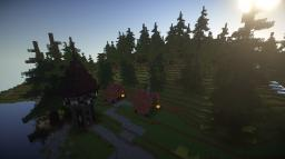 Alkupera RPG Minecraft Map & Project